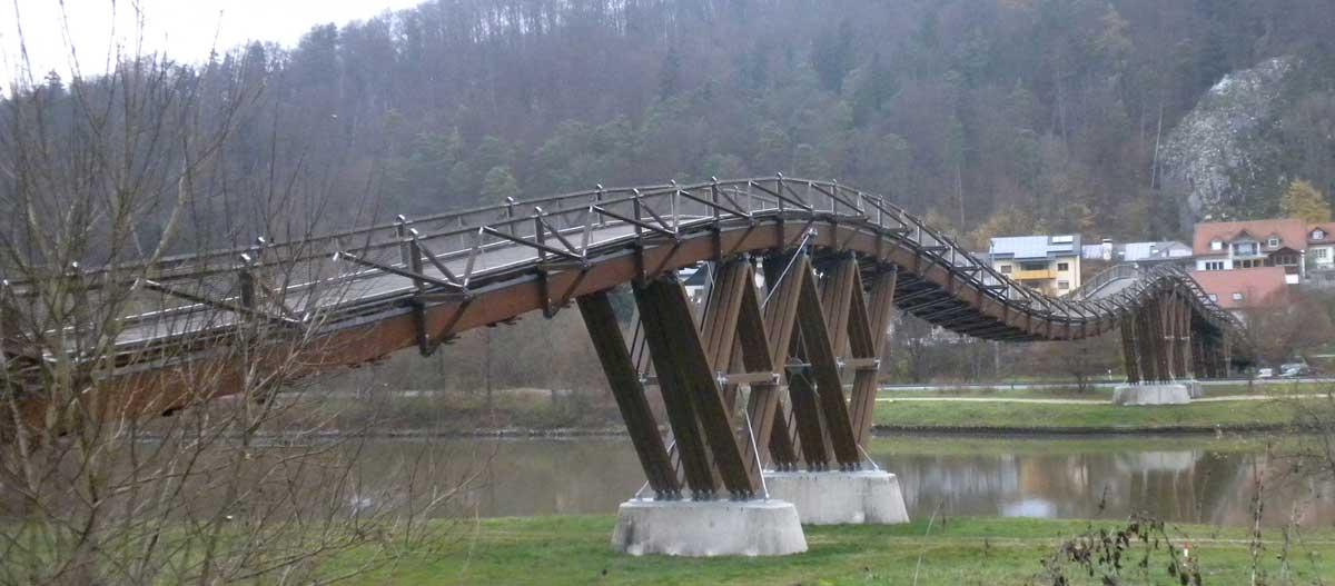 Essinger Holzbrücke