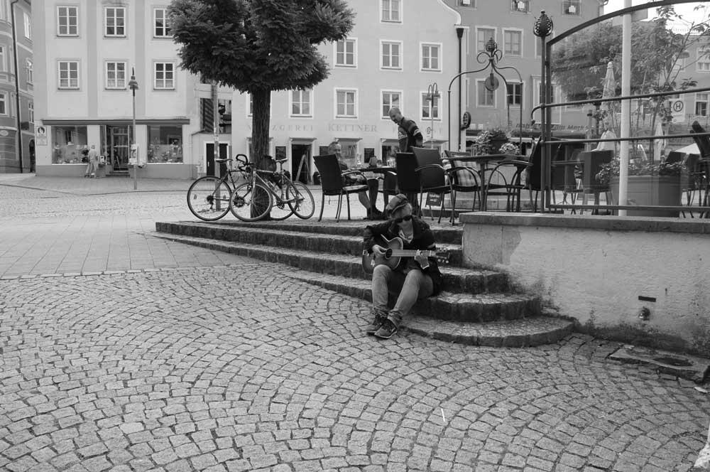 Streetfotografie Eichstätt