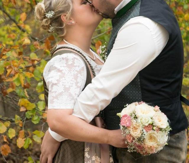 Natürliche Hochzeitsfotos Eichstätt
