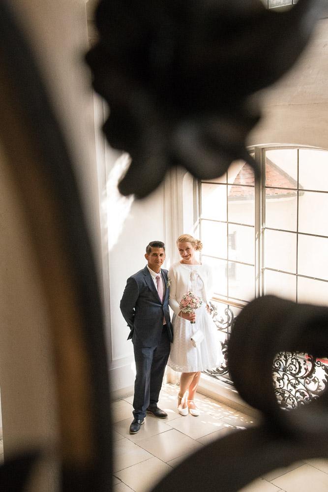 Heiraten im Spiegelsaal in Eichstätt