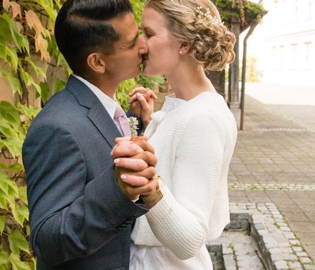 Hochzeitsfotografie Eichstätt Paarfotos im Altmühltal