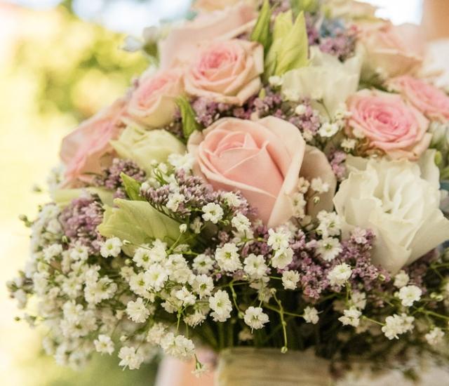 Brautstrauß Blütenrausch Eichstätt