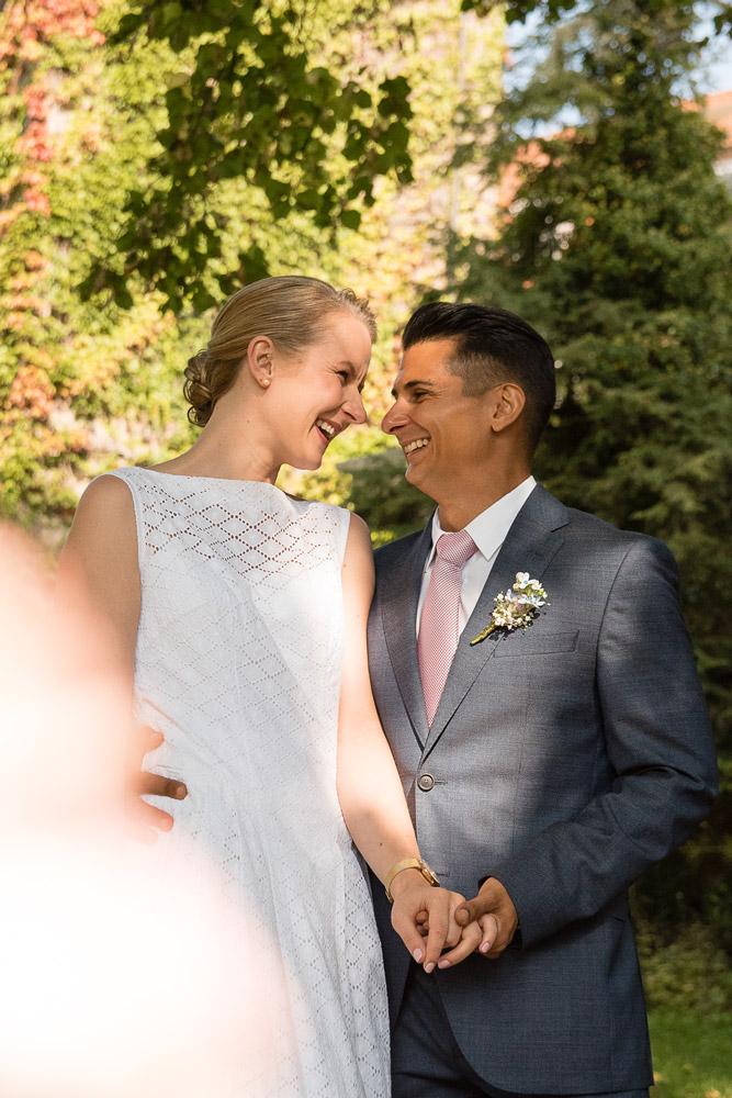 Romantische Hochzeitsfotos Eichstätt - Hochzeitsfotografin einfühlsam