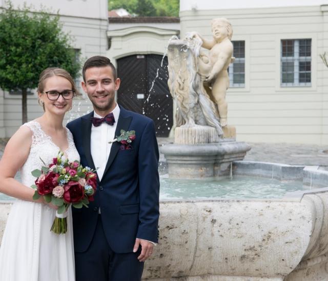 Heiraten in Eichstätt Fotografin