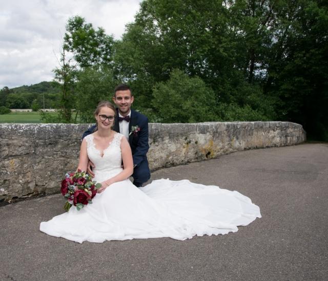 Hochzeitsfotos im Altmühltal bei Eichstätt