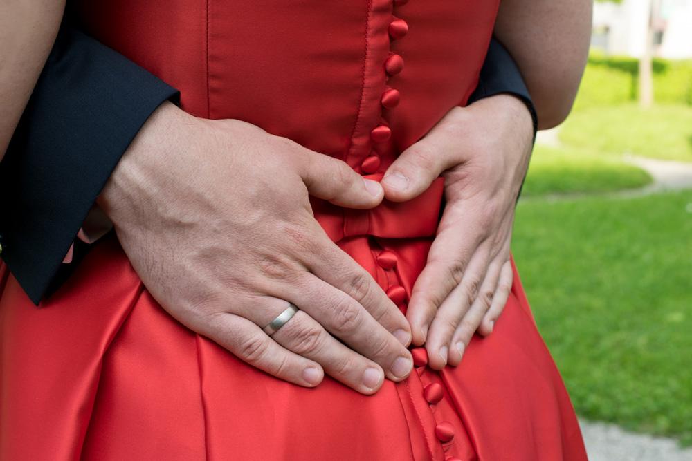 Hochzeitsfotografie bei Ingolstadt