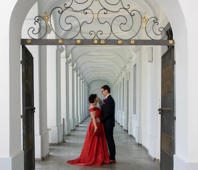 Hochzeitsfotografin bei Eichstätt