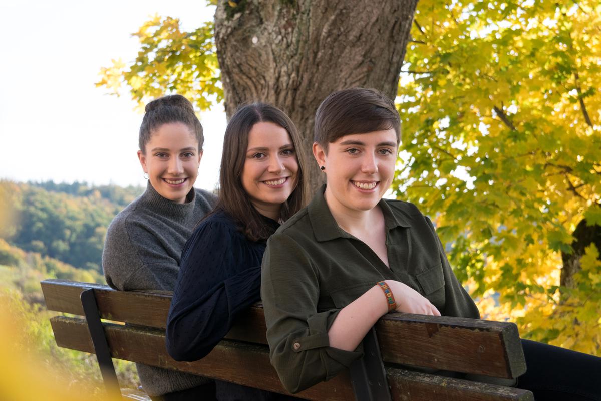Geschwistershooting Herbst Eichstätt