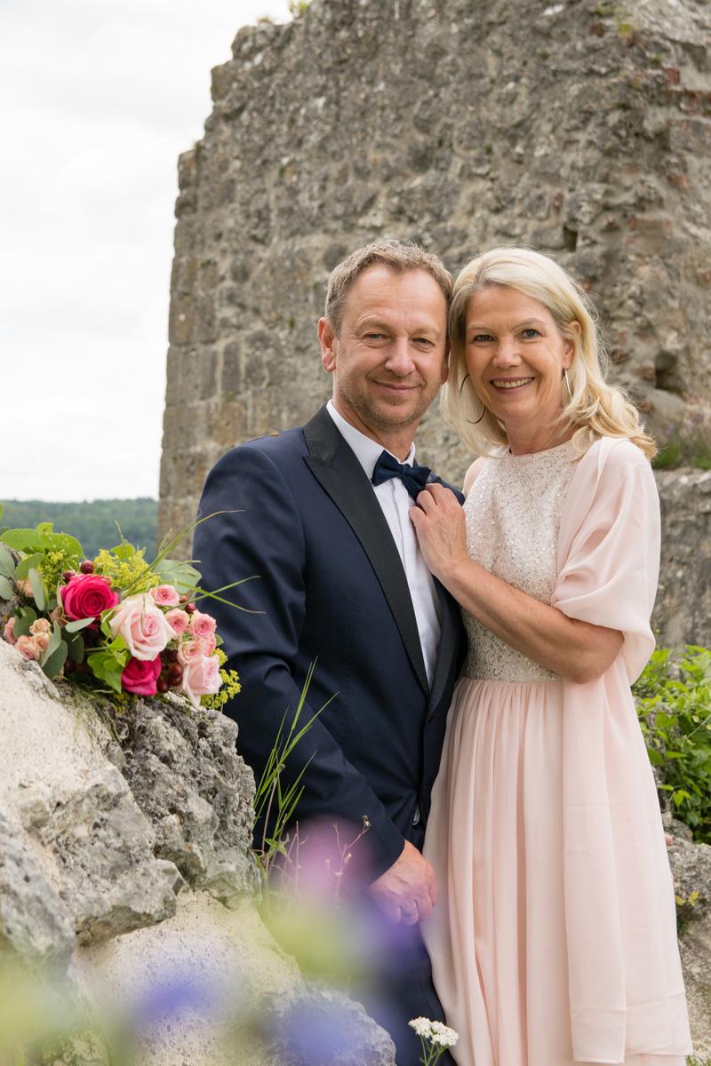 Hochzeitsfotos Wellheim Burg bei Eichstätt