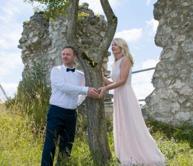 Hochzeitsbilder im Altmühltal