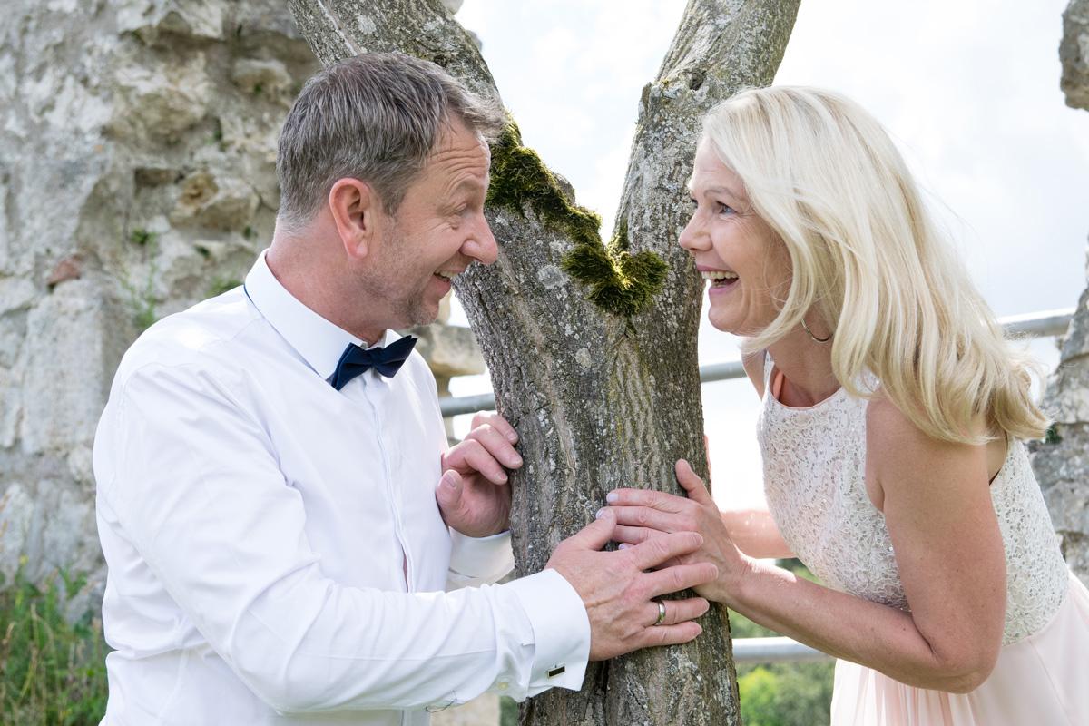 Hochzeitsfotos Natur Eichstätt im Altmühltal
